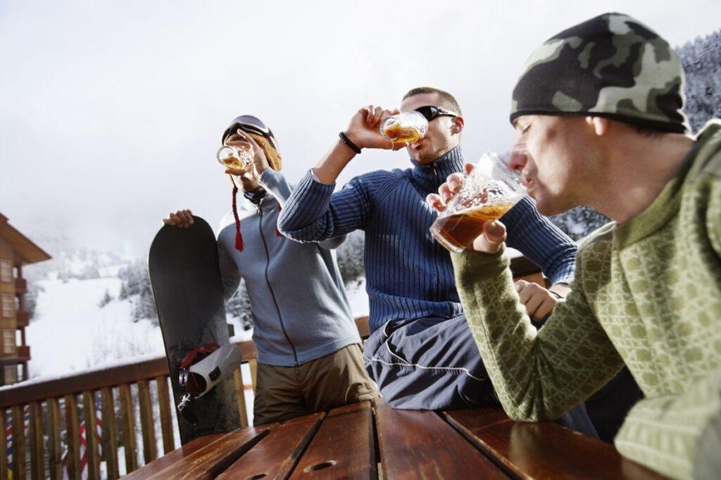 Vaso congelado ¿sí o no? ¿qué es mejor para beber cerveza?
