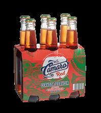 Cervezas Camaro Red de Lidl