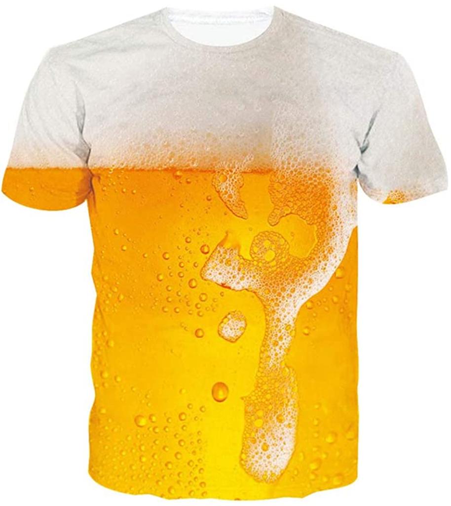 Camiseta de cerveza