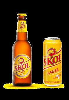 Cerveza de Brasil