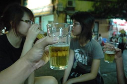 Cerveza de Vietnam
