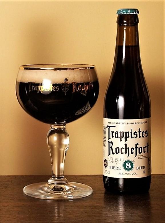 Trappistes Rochefort 8